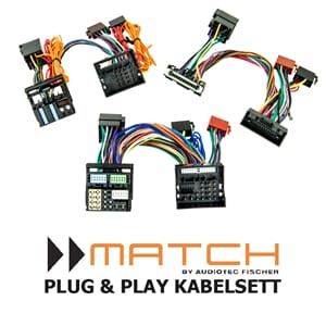 BB Plug and Play kabelsett
