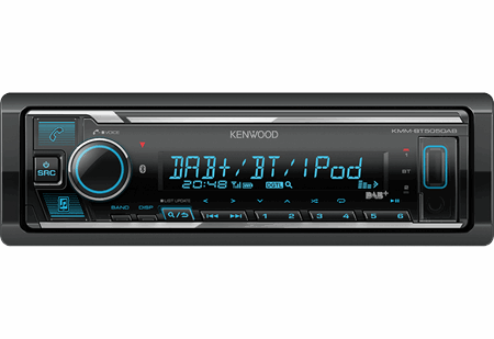 Kenwood KMM-BT505DAB