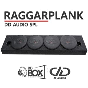 DD Audio SPL Raggarplank