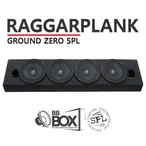 Ground Zero SPL Raggarplank