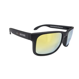 Bass Brothers solbrille - Svart