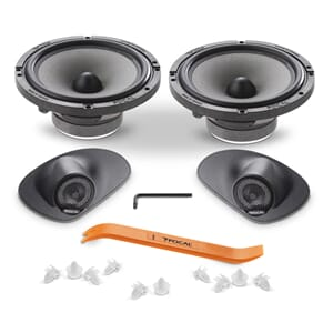 FOCAL IFP 207 Peugeot 207 Integration kit