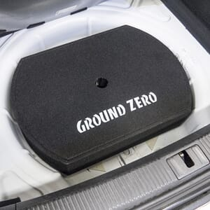 Ground Zero GZCS 10SUB-ACT
